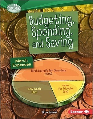 Cover: Budgeting, Spending, and Saving