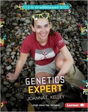 Cover: Genetics Expert Joanna L. Kelley