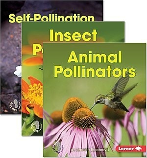 Cover: First Step Nonfiction — Pollination — Paperback Set