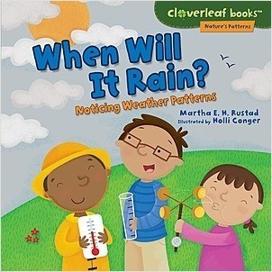 Cover: When Will It Rain?: Noticing Weather Patterns