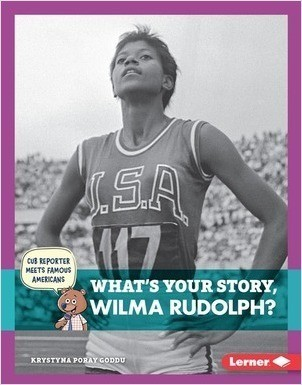 Cover: What's Your Story, Wilma Rudolph?