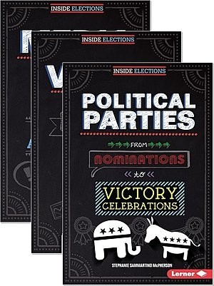Cover: Inside Elections — Hardcover Set
