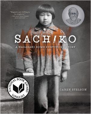 Cover: Sachiko: A Nagasaki Bomb Survivor's Story
