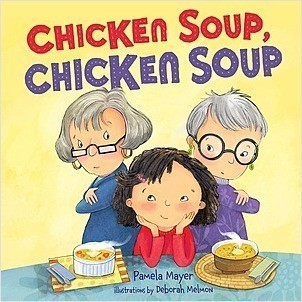 Cover: Chicken Soup, Chicken Soup