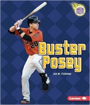 Cover: Buster Posey
