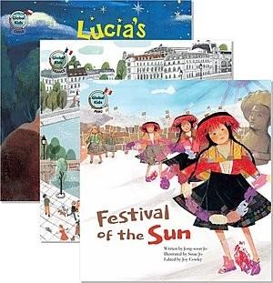Cover: Global Kids Storybooks — Hardcover Set