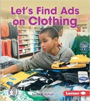 Cover: Let's Find Ads on Clothing