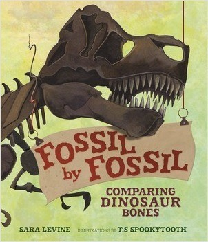 Cover: Fossil by Fossil: Comparing Dinosaur Bones