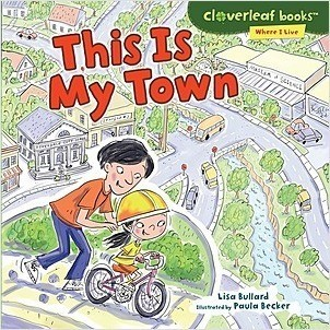 Cover: This Is My Town