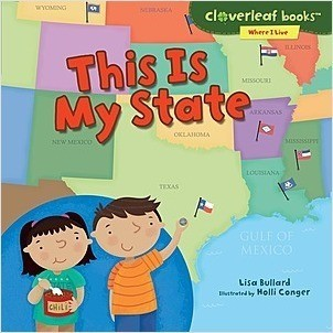 Cover: This Is My State