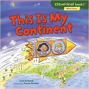 Cover: This Is My Continent