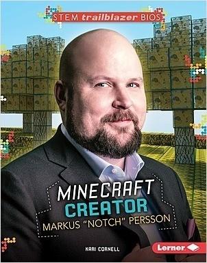 "Cover: Minecraft Creator Markus ""Notch"" Persson"