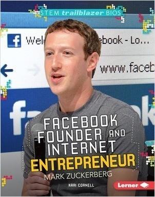 Cover: Facebook Founder and Internet Entrepreneur Mark Zuckerberg