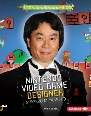 Cover: Nintendo Video Game Designer Shigeru Miyamoto