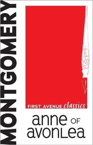Cover: Anne of Avonlea