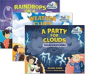 Cover: Bel the Weather Girl — Hardcover Set