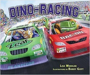 Cover: Dino-Racing