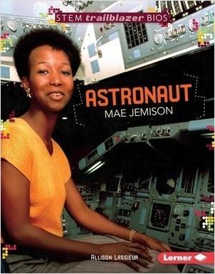 Cover: Astronaut Mae Jemison