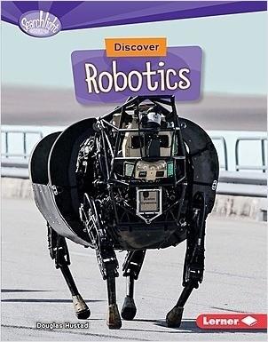 Cover: Discover Robotics
