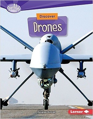 Cover: Discover Drones