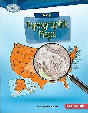 Cover: Using Topographic Maps