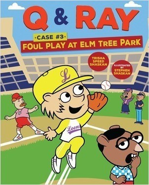Cover: Foul Play at Elm Tree Park: Case 3