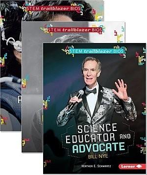 Cover: STEM Trailblazer Bios — eBook Set