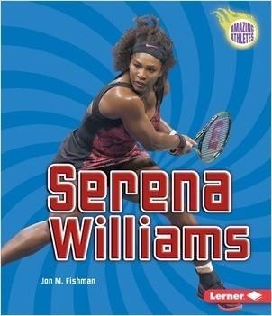 Cover: Serena Williams
