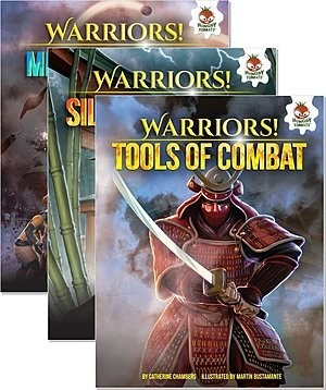 Cover: Warriors! — Paperback Set