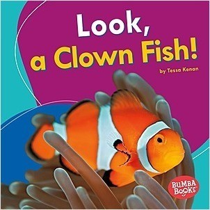 Cover: Look, a Clown Fish!