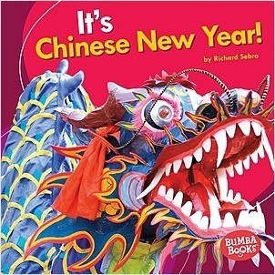 Cover: It's Chinese New Year!