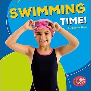 Cover: Swimming Time!