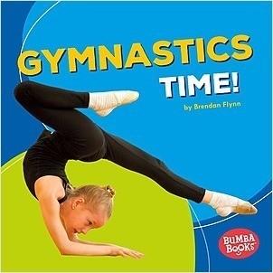 Cover: Gymnastics Time!