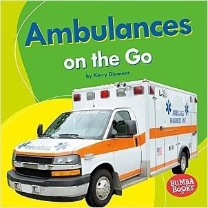 Cover: Ambulances on the Go