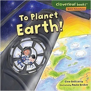 Cover: To Planet Earth!
