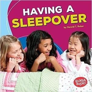 Cover: Having a Sleepover