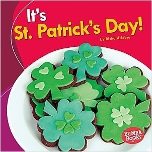 Cover: It's St. Patrick's Day!