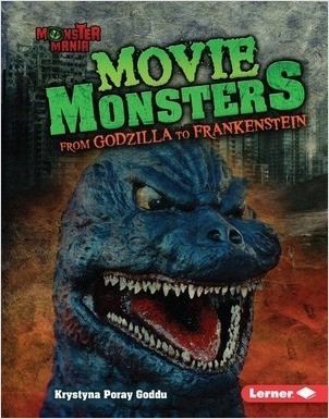 Cover: Movie Monsters: From Godzilla to Frankenstein