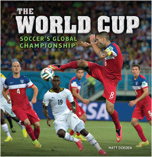 Cover: The World Cup: Soccer's Global Championship