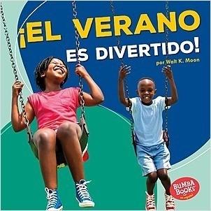 Cover: ¡El verano es divertido! (Summer Is Fun!)