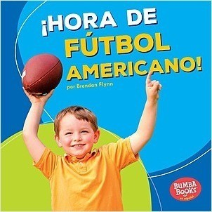 Cover: ¡Hora de fútbol americano! (Football Time!)