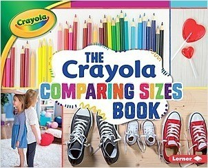 Cover: Crayola ® Concepts — Audisee® eBook with Audio Set