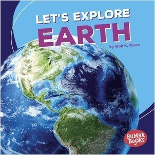 Cover: Let's Explore Earth
