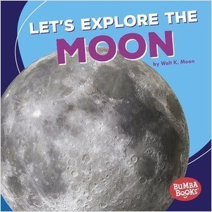 Cover: Let's Explore the Moon