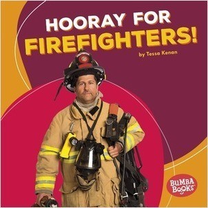 Cover: Bumba Books ® — Hooray for Community Helpers! — Library Bound Set