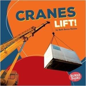 Cover: Cranes Lift!