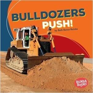 Cover: Bulldozers Push!
