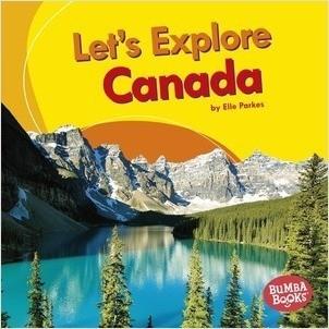 Cover: Let's Explore Canada