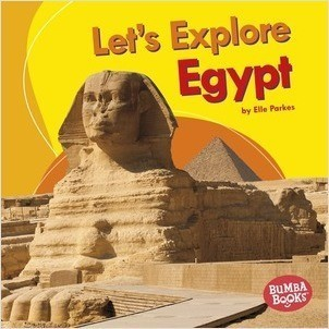Cover: Let's Explore Egypt
