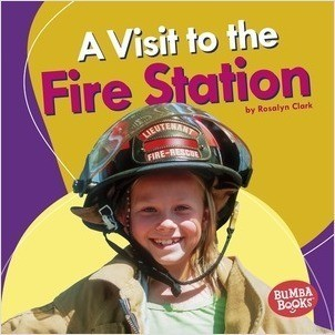 Cover: A Visit to the Fire Station